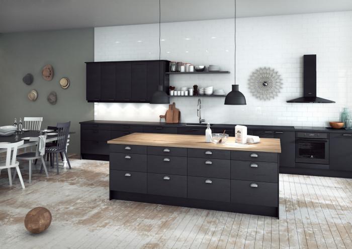 Älykäs Epoq keittiö – tyylikäs ja käytännöllinen keittiömallisto, älykkäät ko